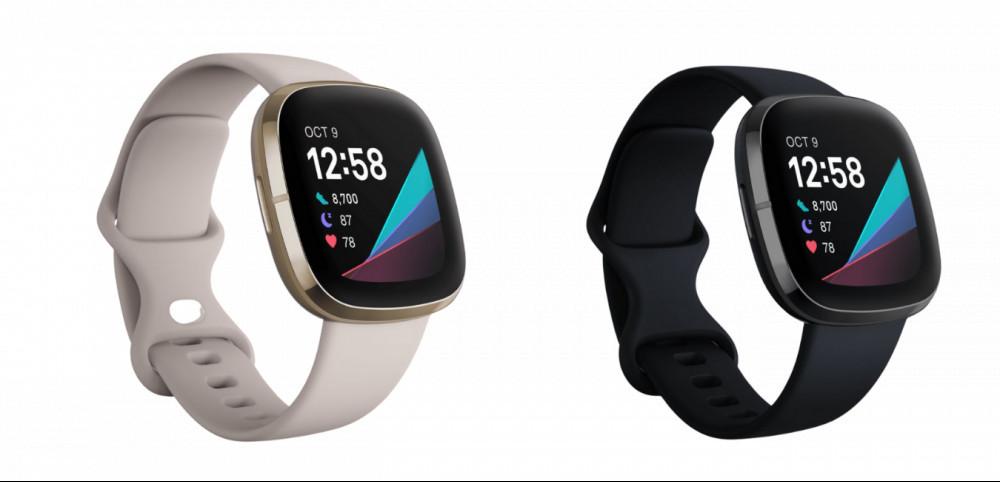 Fitbit Sense Review - Colors